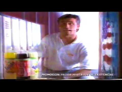 Anuncio Coca Cola Mundial 94 con Alkorta