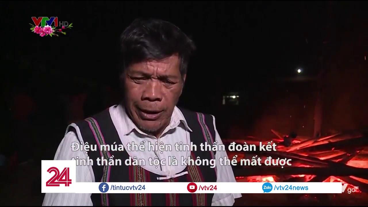 Lễ hội cồng chiêng Tây Nguyên | VTV24