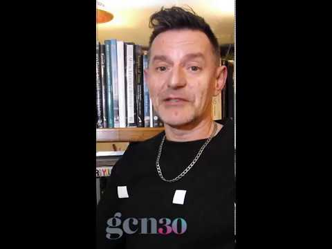 Tonie Walsh #GCN30 Video Message