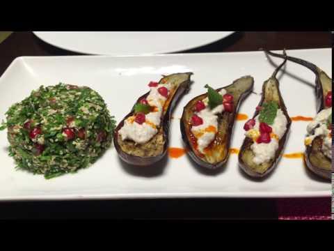 Tabbouleh - Aloft Cessna Business Park Israel food festival Bangalore