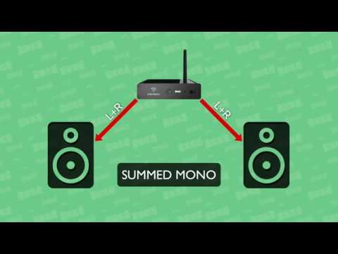 Syncronice Amp Mini - Amplified Wireless SKAA Receiver