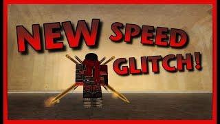 Speed Glitch Tutorial (Patched Again) - Roblox: Swordburst 2