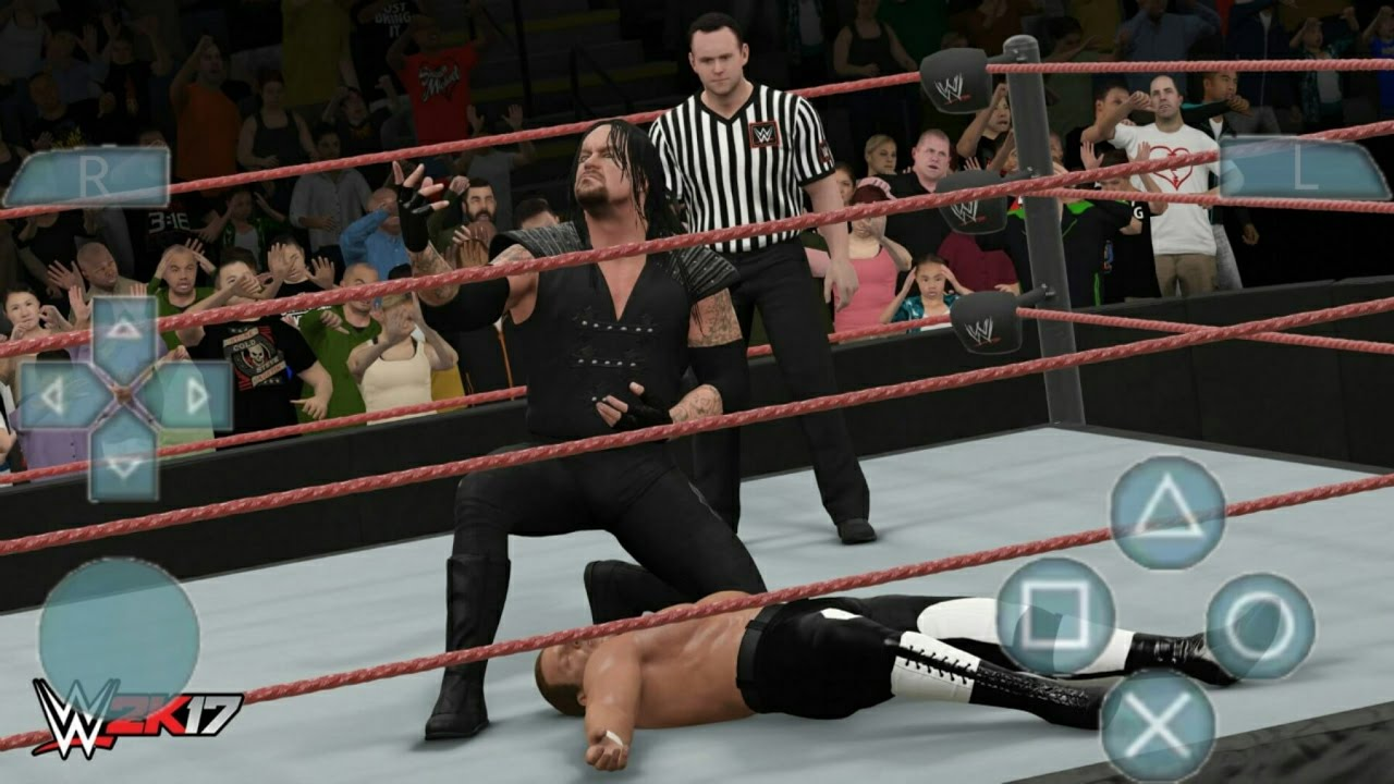 wwe2k17 download android apk download