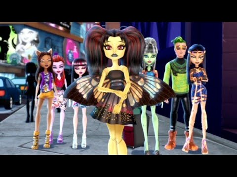 MONSTER HIGH Characters songs (PART 2)