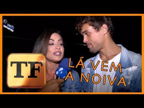 Aline Riscado Já Pensa Em Casamento Com Felipe Roque: