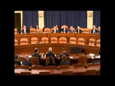 Environment & Economy Hearing on the Nuclear Waste Fund 12/0