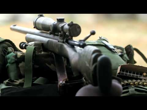 The M40 Sniper System