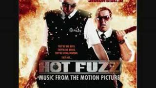Hot fuzz soundtrack dancing with the devil