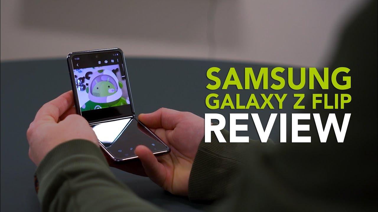 Samsung Galaxy Z Flip review: opvouwbare telefoons worden serieus