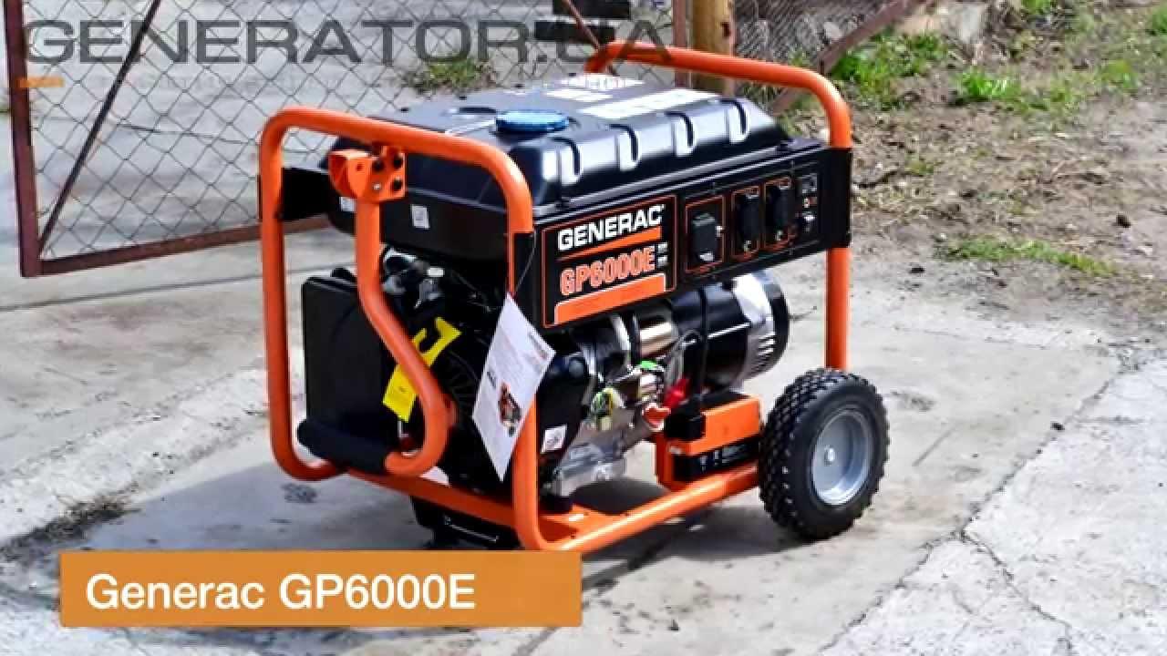 Генератор бензиновый FORTE FG3800 в работе - YouTube
