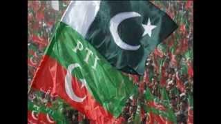 IMRAN KHAN PTI SONG 2013
