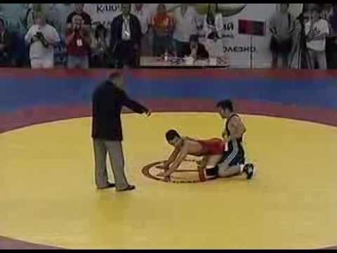 2012 FILA Greco-Roman Wrestling World Cup - Highlight