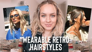 How to wear 90s hairstyles in 2020 - Kayley Melissa