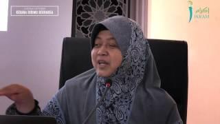 20161005 JUSTALK Oktober Kerana Dirimu Berharga oleh Dr Harlina Halizah Hj Siraj