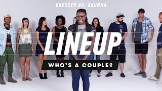 Who's a Couple from a Group of Strangers (Akunna) | Lineup | Cut