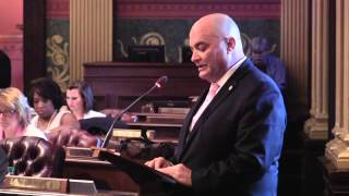 Rep. Frank Liberati Passes Fragile X Awareness Day Resolution