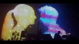 The Chemical Brothers - Swoon live London 2016