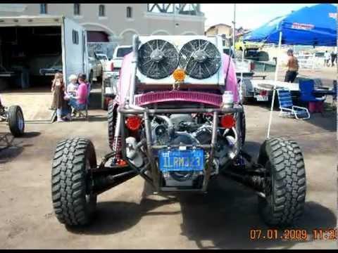 Totally Off Road Radio Volkswagen Bug - YouTube