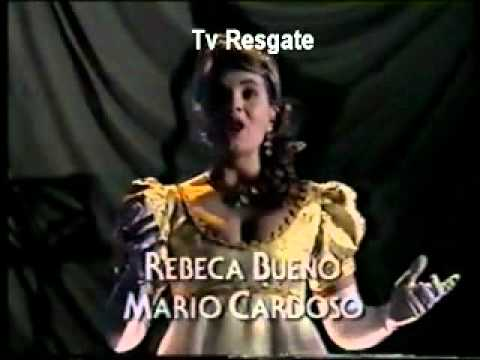 Andréa Richa - Abertura Novela O Fantasma da Ópera