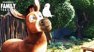 DER STAR | Steven Yeun ist Bo Der Esel in der animiert Weihnachten Film