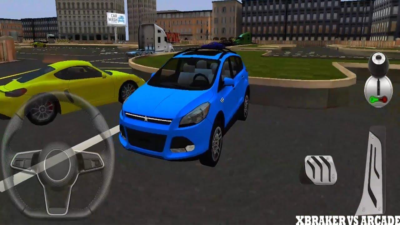 Shopping Mall Car Driving Simulator 2018 New Car Game