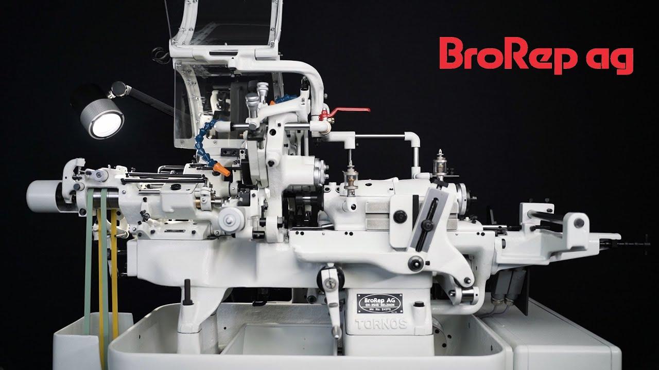 Brorep AG Imagefilm - Deutsch