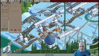 Rollercoaster Tycoon Scenario #30 - Grand Glacier