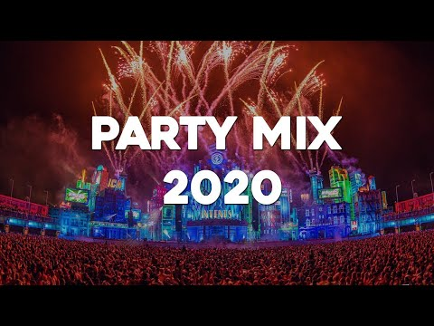 New Year Mix 2020 Best Of Edm Electro House Mashup