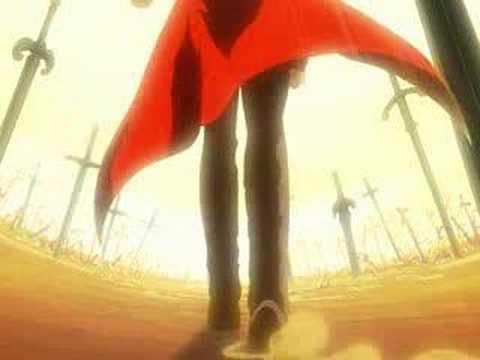 Fate/stay night visual novel Opening 2
