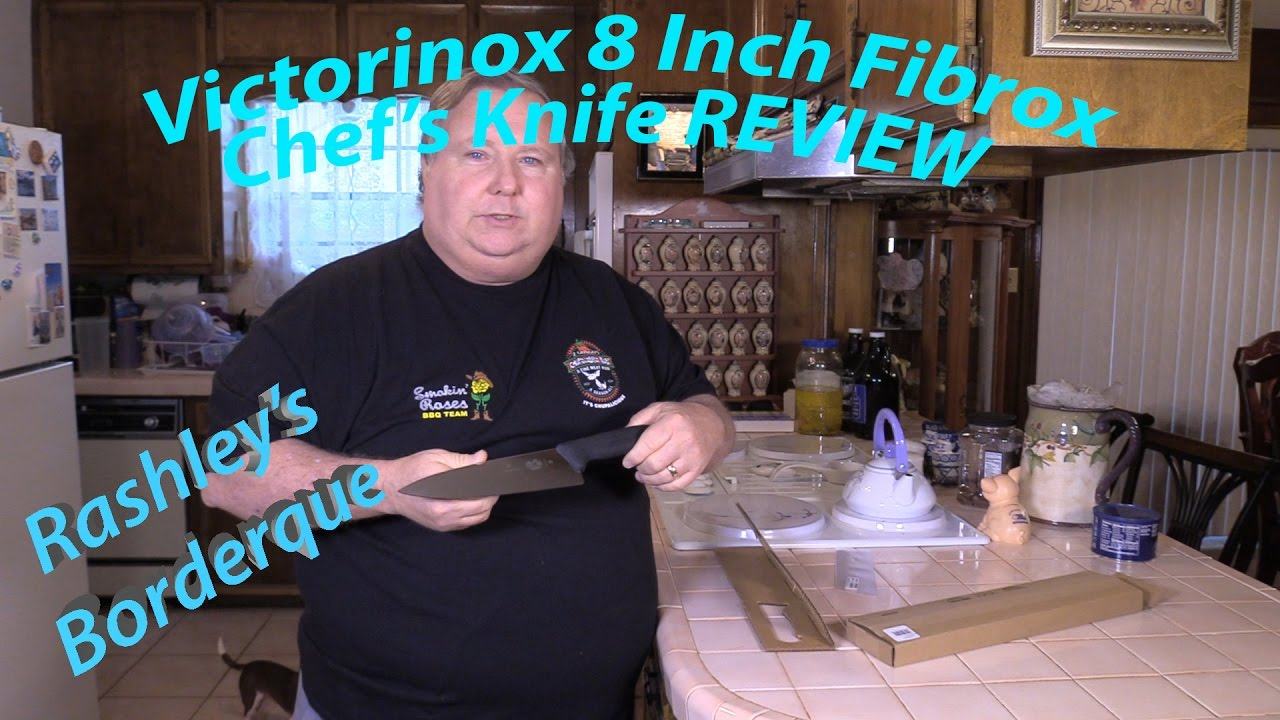 review of victorinox fibrox 8 inch chef 39 s knife wildcard wednesday youtube. Black Bedroom Furniture Sets. Home Design Ideas