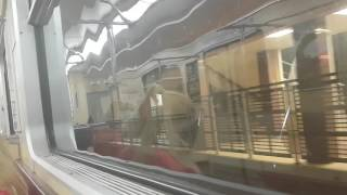 Sofia metro line1 and 2 From Vitosha to G.M. Dimitrov | Метро София  Метровагонмаш 81-717 | Part 2 thumbnail
