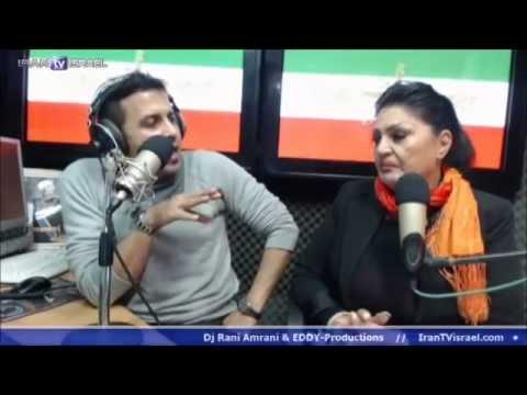 רדיו פרסי רדיו רן 28.11.14 راديو ران اسرائيل - Persian radio in israel
