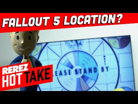 Fallout 76 Will Be Set In??? - Hot Take Game News