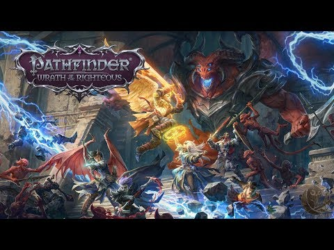 Pathfinder: Wrath of the Righteous – Kickstarter Overview