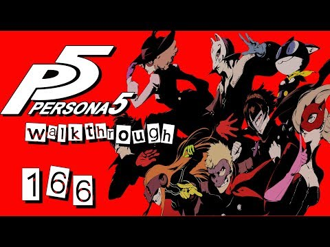 Persona 5 Walkthrough - Part 166: Route to Shido's Treasure Secured!
