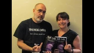 Mary sangiovanni joins brian, dave, and phoebe to discuss her new novel chills, charles l. grant karl edward wagner, stealing books with tom monteleone, ...