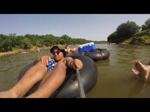 Brazos River Floating