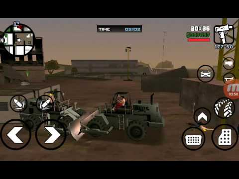 GTA SA Skin On Tablet - Skins para minecraft pe fantasma