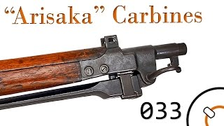 Small Arms of WWI Primer 033: Type 38 and 44 Carbines