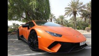 Lamborghini Huracan Performante-LP640-4