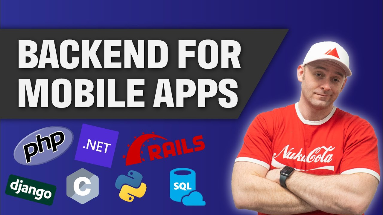 Which Backend Should I Use for Mobile Apps?