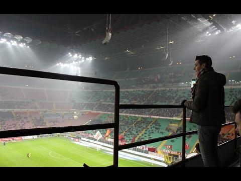 Fußballreise - Norditalien: Juventus Turin, AC Milan & Atalanta Bergamo | Groundhopping