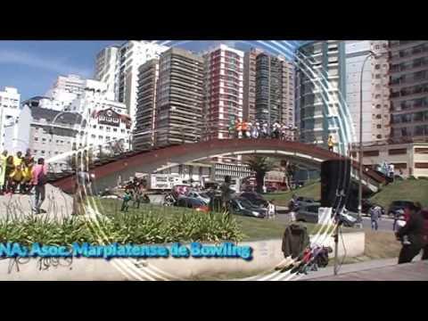CEREMONIA DE INAUGURACION CAMPEONATOS ARGENTINOS DE BOWLING 2016
