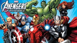 Marvel Avengers Assemble Episode 3 Preview