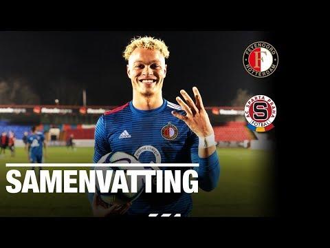 Samenvatting | Jong Feyenoord  - Sparta Praag U23