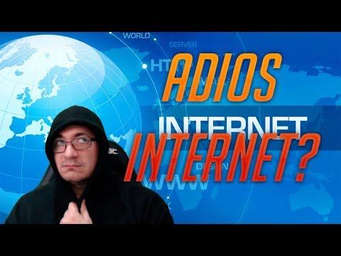 ADIOS INTERNET? | LA NEUTRALIDAD DE INTERNET