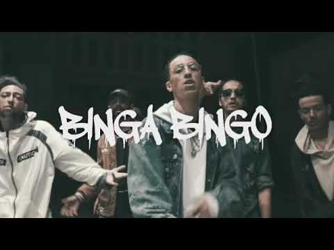 7LIWA - BINGO ft MADD × A6GANG CLASH 7ARI ( NON OFFICIEL VIDEO)