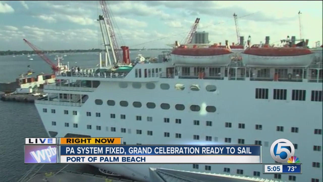 Celebration Cruise Line West Palm Beach Schedule