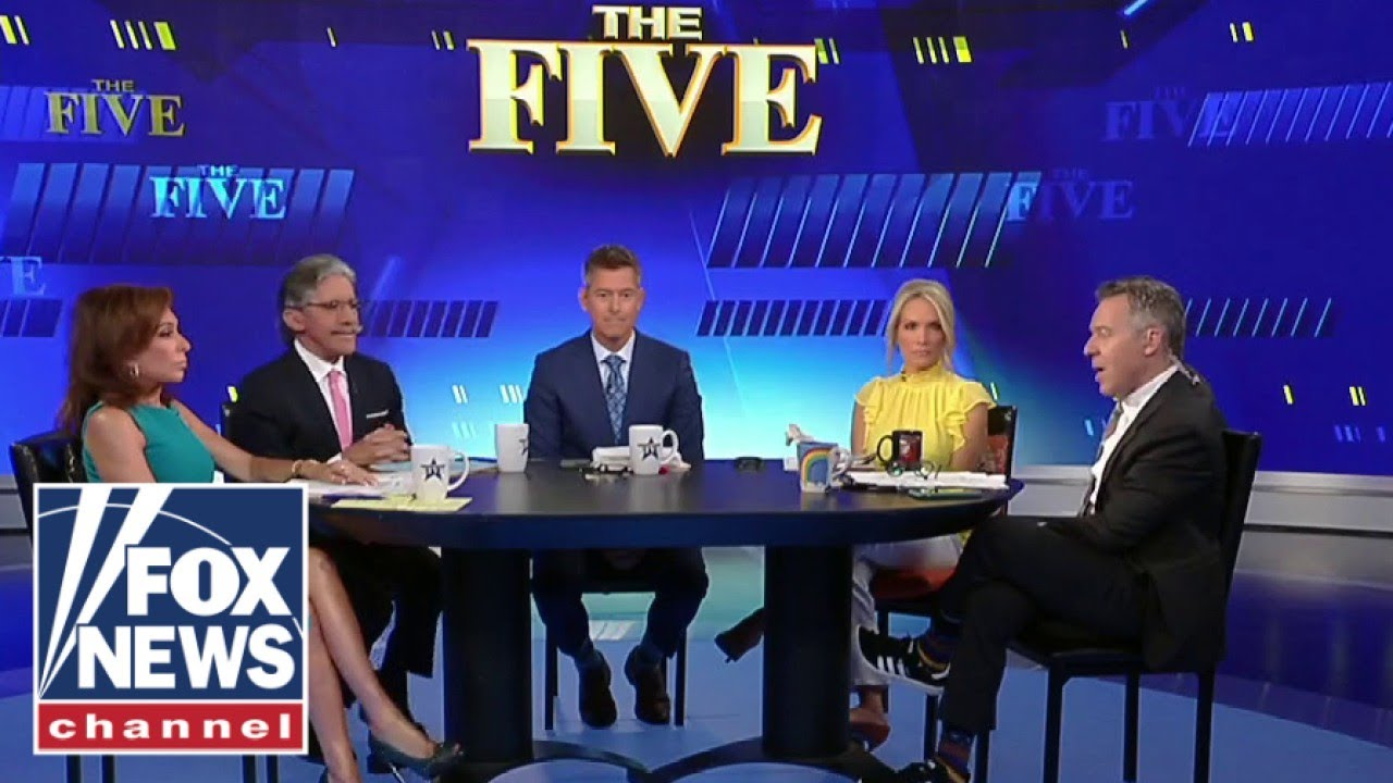 Download 'The Five' reacts to the FBI's ruling of Gabby Petito's death
