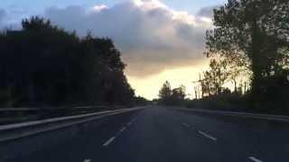 ひたすらアイルランド前面展望シリーズ~006 #LoveTramore #Waterford~ #Tramore